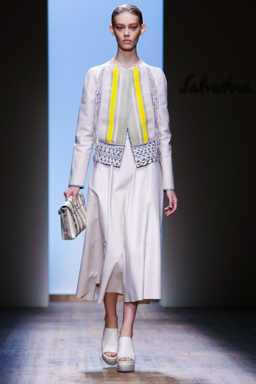 Salvatore Ferragamo Ready to Wear Spring Summer 2015 in Milan